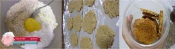 Foto 3 - Biscoito de Farelo de Aveia