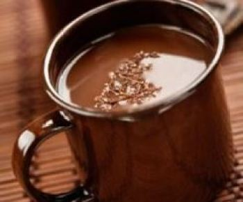 4) Chocolate Quente
