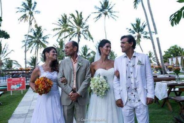 Casamentos duplos