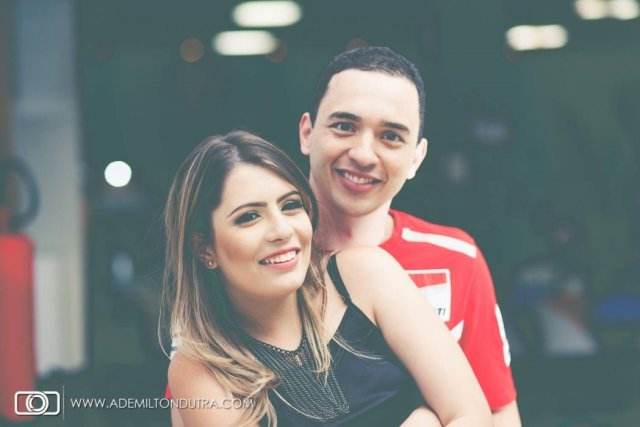 Save the date Nathalia e Joseph