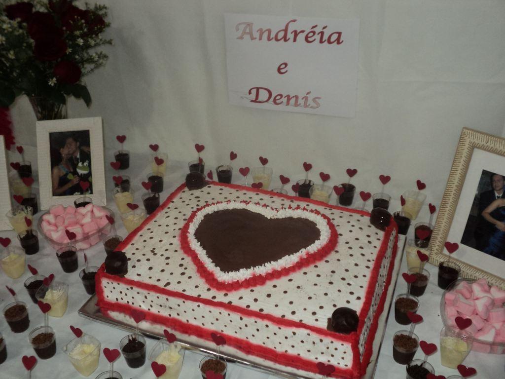 Inspiração   Os noivados da Andréa e da Débora