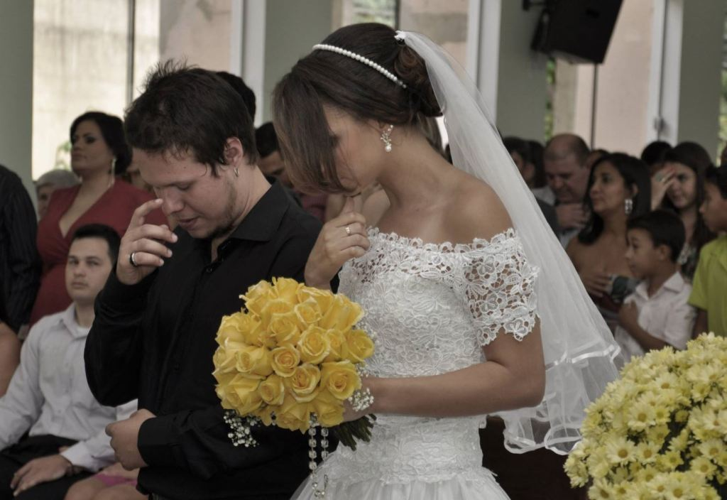 Casamento real e econômico | Raiuga e Victor