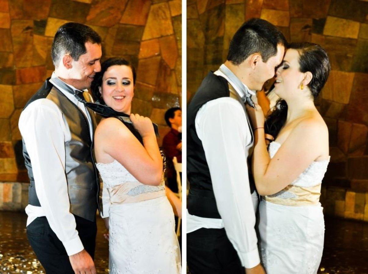 Casamento real e econômico Camila e Juan