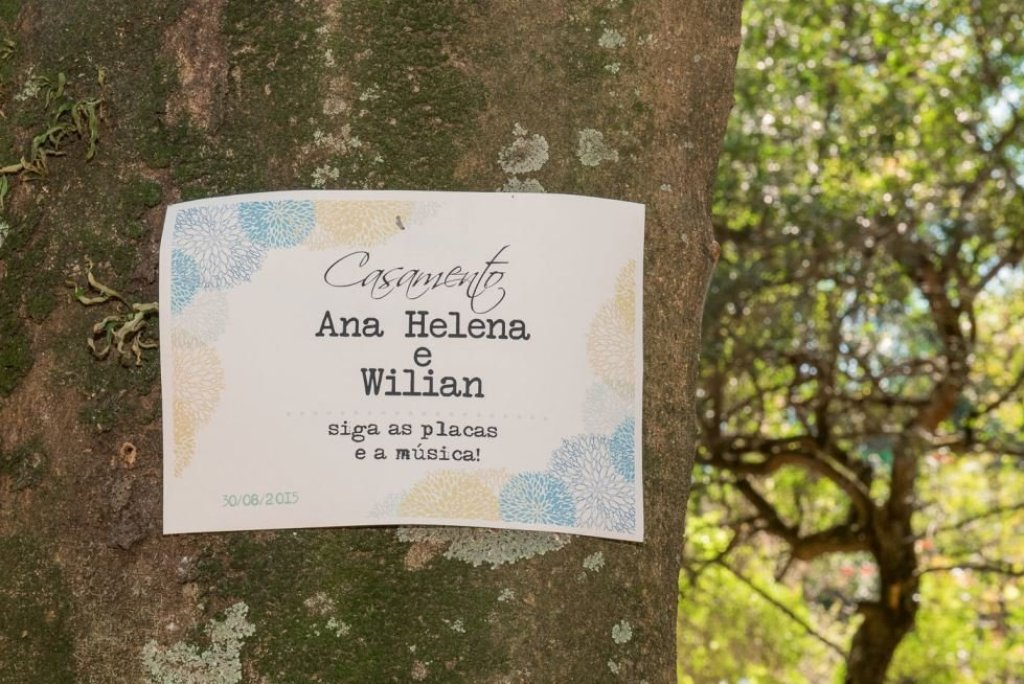 Casamento real e econômico   Ana e Wilian