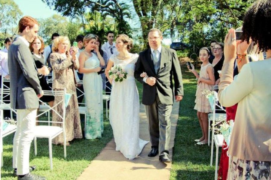 Casamento real e econômico | Ellen e Felipe