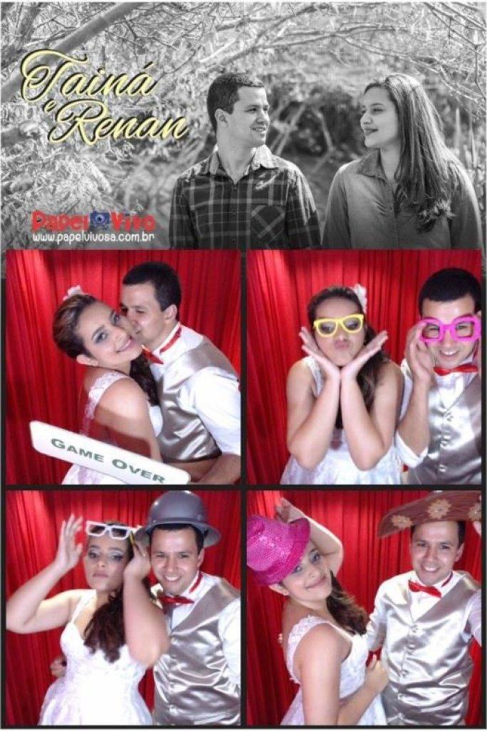 Casamento real e econômico | Tainá e Renan