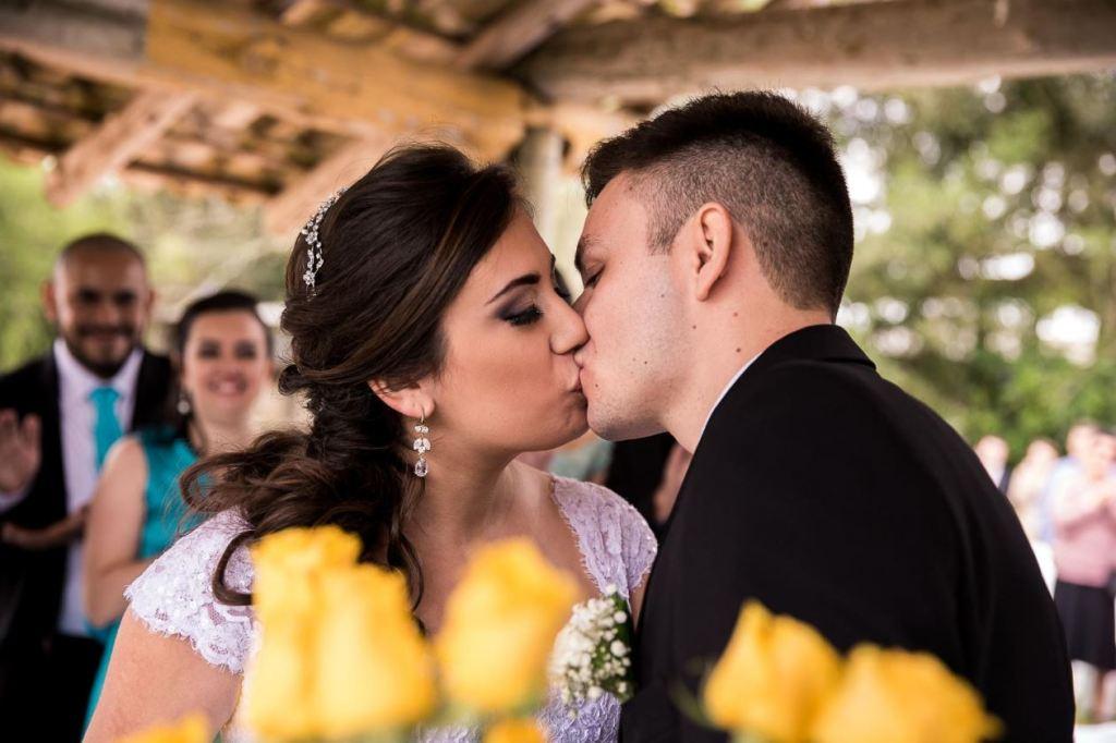 Casamento real e econômico | Bettina e Vinícius