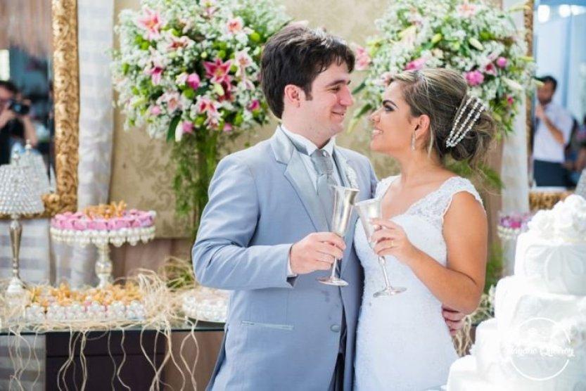 Casamento real e econômico | Anderson e Maria Helena