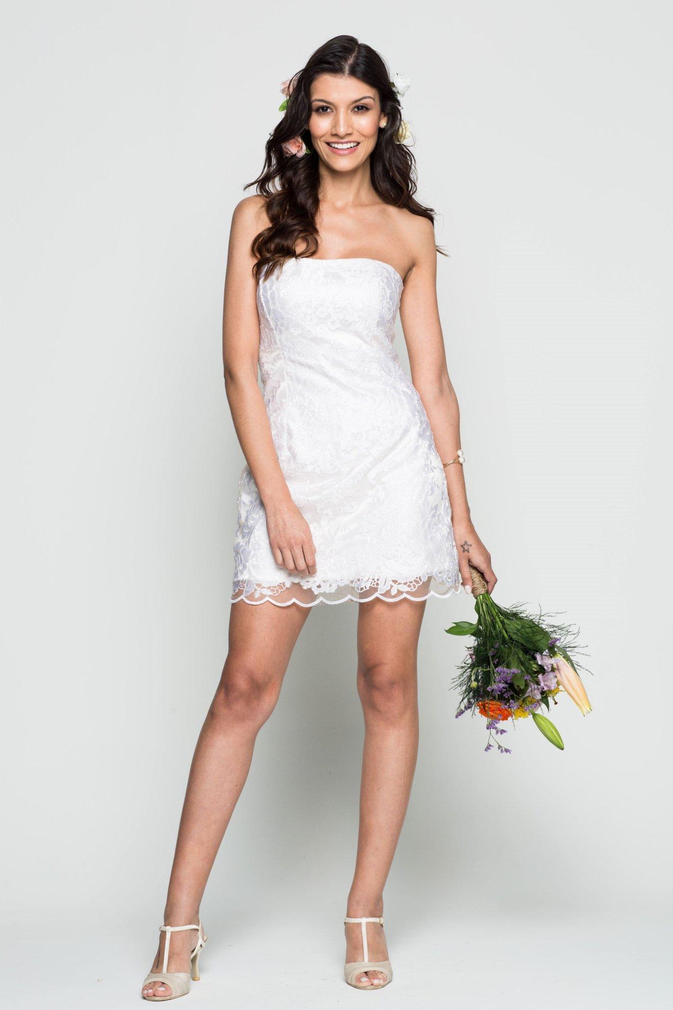 Vestido de Noiva Juno - O Amor É Simples
