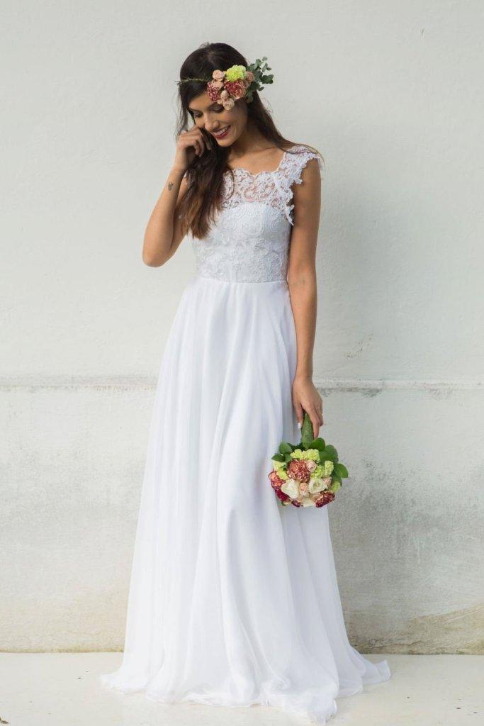 Vestido Gaia: de R$1399 por R$1200