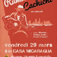 Rumba Cachichi à la CAsa Nicaragua!