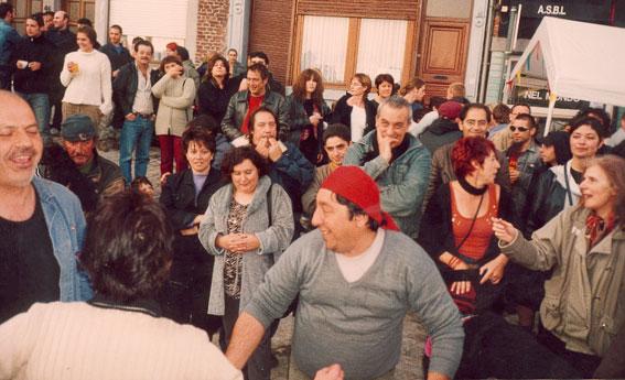 Fête de Pierreuse 2003