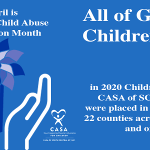 Save A Child Calendar