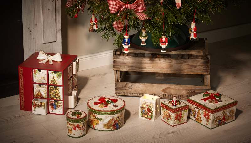 Decora tu mesa de navidad con encanto - Adornos de mesa navidenos ...