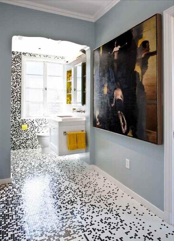 azulejos de diseo para baos modernos - Azulejos Modernos