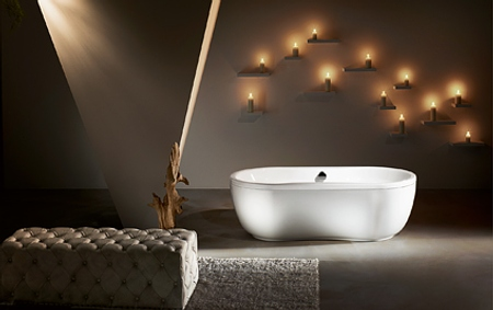 bañeras elegantes de Kaldewei