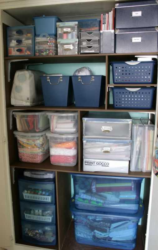Mantener el armario ordenado - Cajas para ordenar ...
