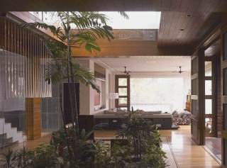 casa contemporánea