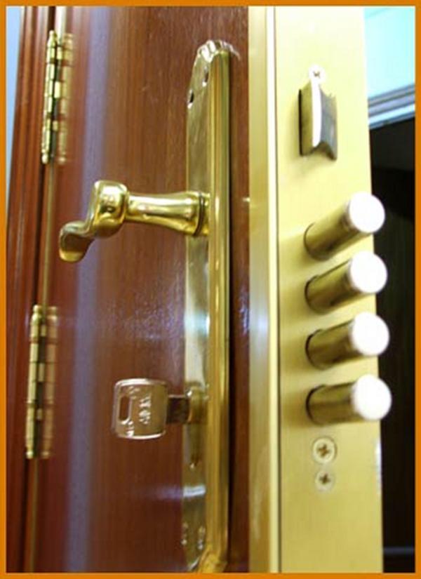 puerta de entrada segura
