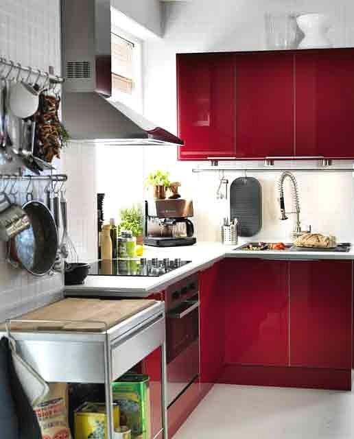 C mo decorar cocinas peque as - Decorar cocina comedor pequena ...