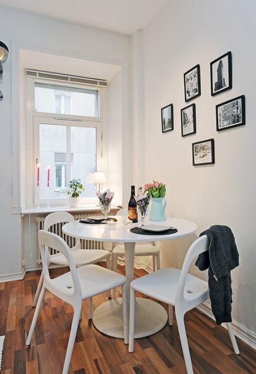 C mo decorar casas pisos o apartamentos peque os for Como decorar un departamento pequeno