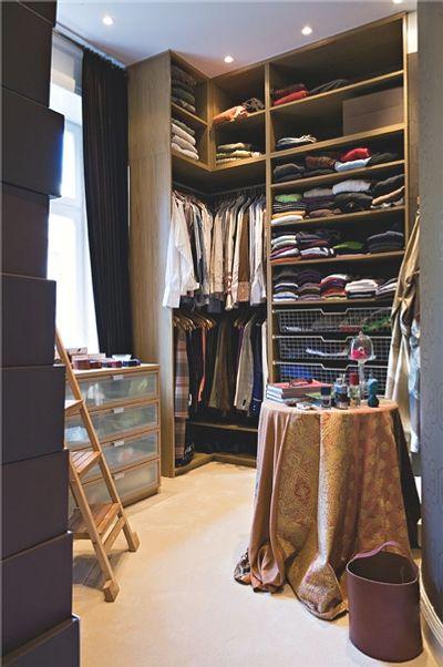 consejos para diseñar armarios y closets