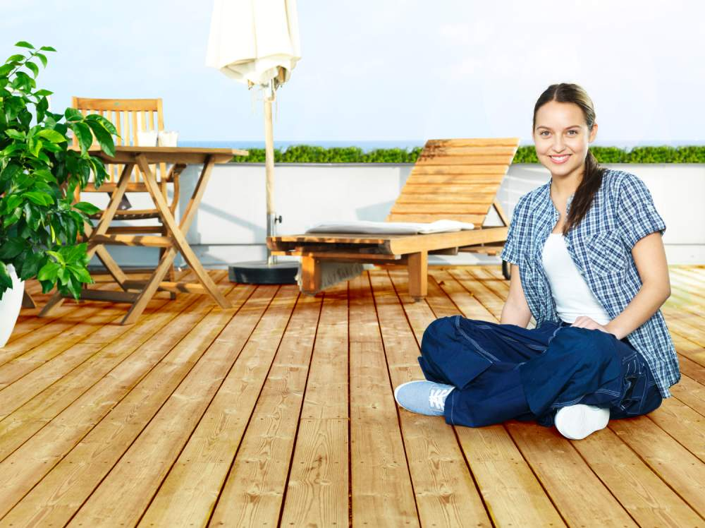 consejos invierno: suelos exteriores de madera