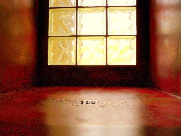 Construir y decorar con cristal pav s - Paredes de paves ...