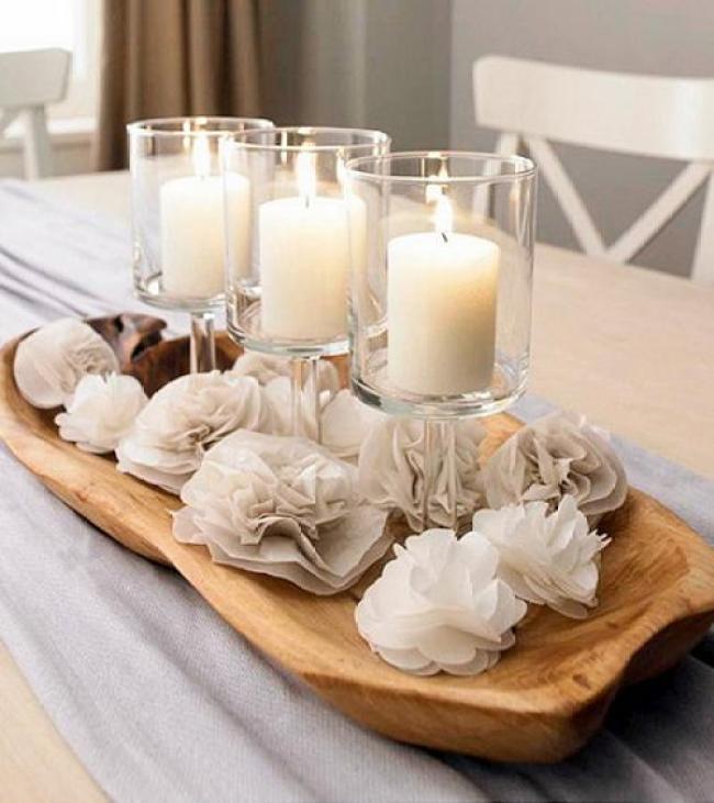 Resultado de imagen de velas para decorar habitacion