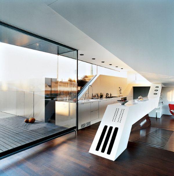 Diseño de Interior y Arquitectura Moderna, Casa Ray 1