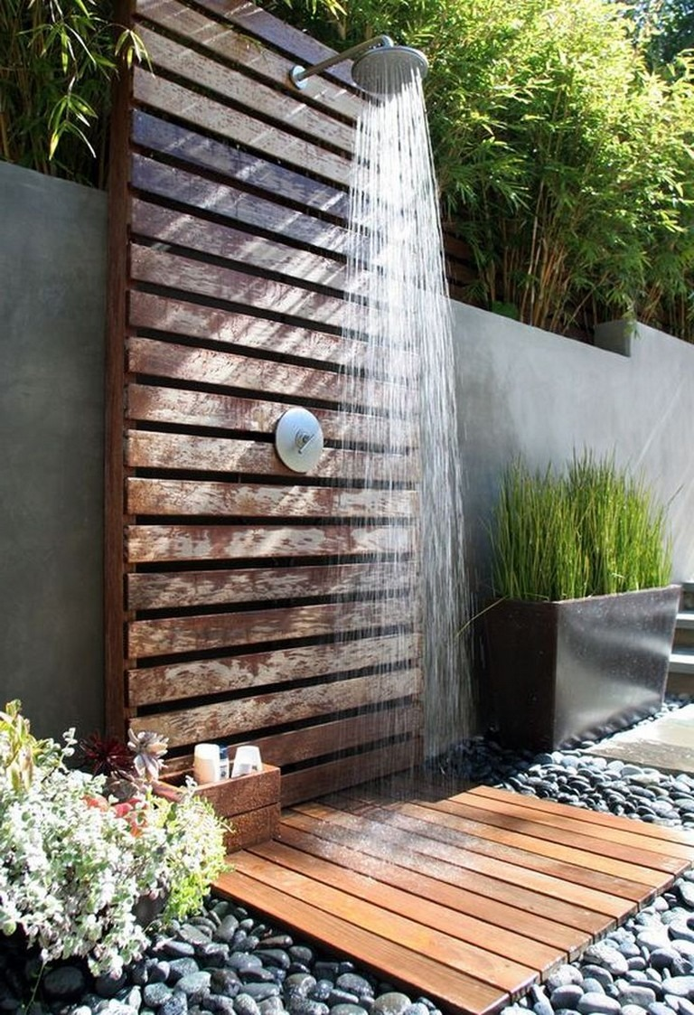duchas de exterior