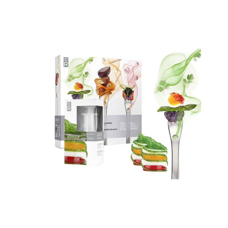 gastronomía molecular