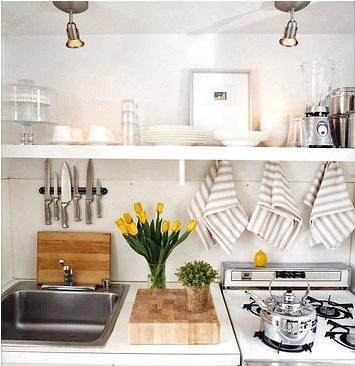 decorar mini cocinas