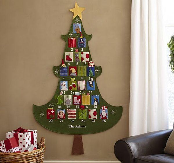 Ideas para la decoraci n de navidad en casa - Adornos de navidad para casa ...