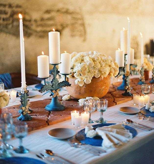 ideas para decorar mesas