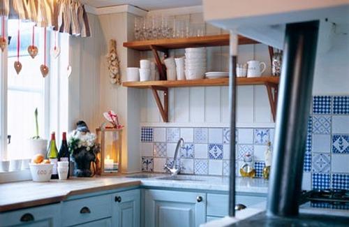ideas para maximizar el espacio en la cocina