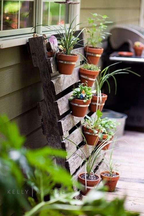 ideas originales para decorar patios y jardines