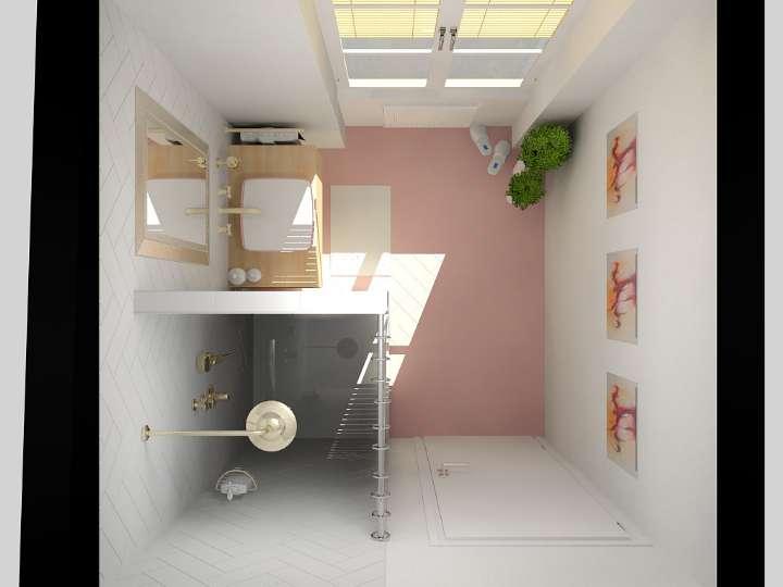 Muebles de ba o modernos ideales para espacios peque os - Interiorismo banos pequenos ...