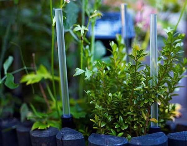 L mparas led solares para el jard n de ikea - Lamparas solares para jardin ...