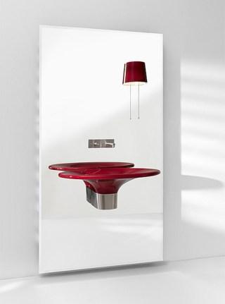Dise os elegantes y modernos para el ba o - Diseno de lavabos ...