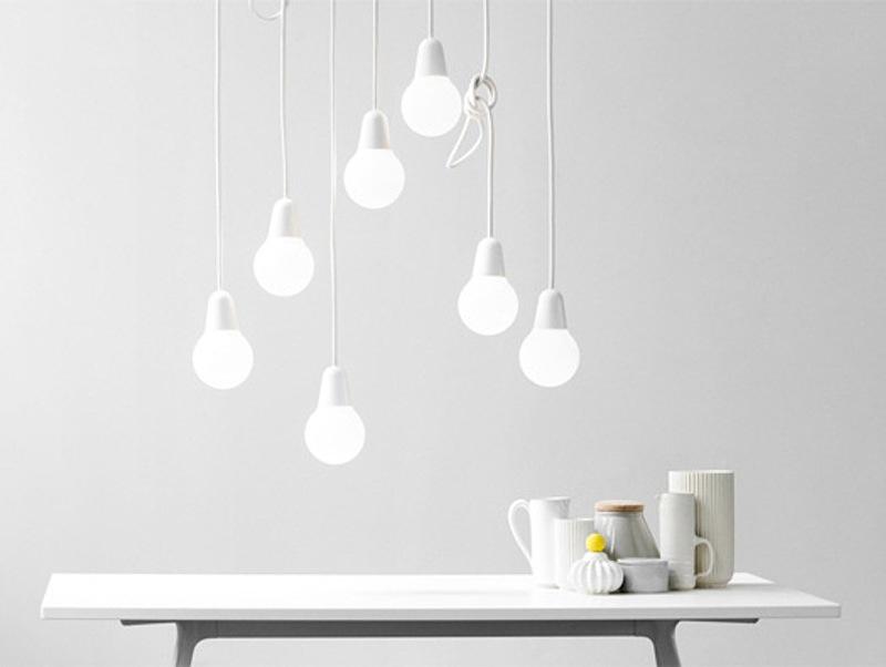 luminaria colgante de diseño