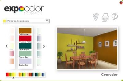 Simulador de Colores ExpoColor