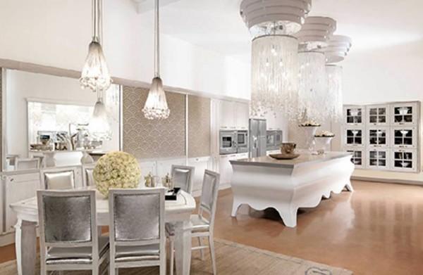 Moderno Mobiliario para Cocinas y Comedores Elegantes