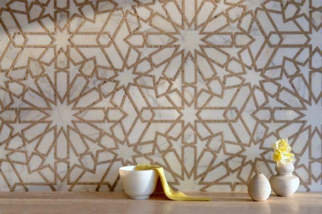 mosaicos únicos