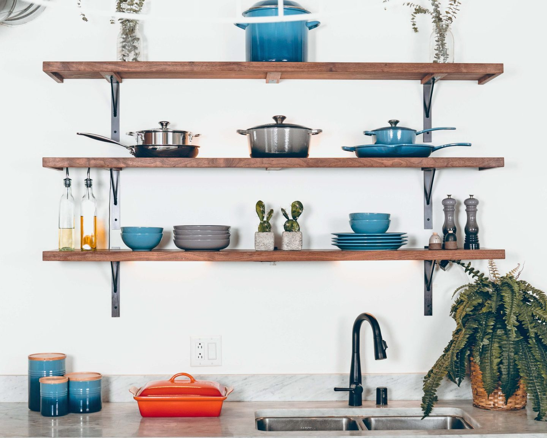 orden y organización de cocinas