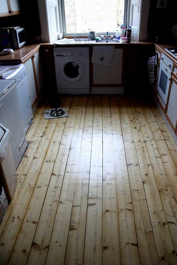 Qu tipo de suelo elegir para la cocina - Suelo vinilico para cocina ...