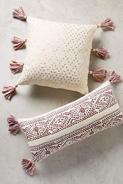 renovar cojines y almohadas