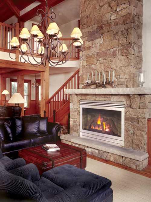 rustic-fireplace