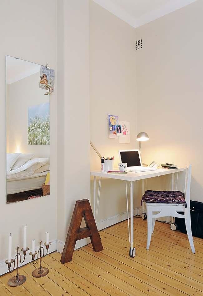 soluciones de decoración para pisos pequeños