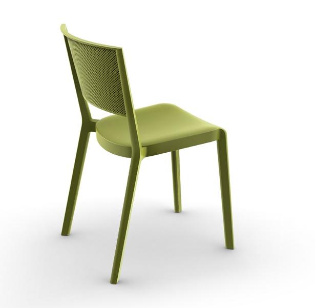 spot, una silla ligera